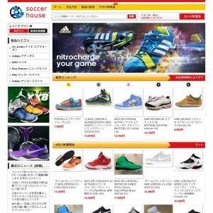 国内最大級オンラインサッカー用品通販サイト