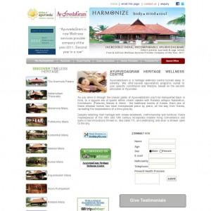 Ayurvedagram Heritage Wellness Centre