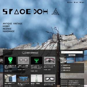 SPACE DOH | ウランガラス・アンティーク・ビンテージ商品・お香・ハンドメイド商品