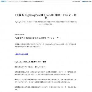 FX龍聖 BigBangProfitFXBandle 評判