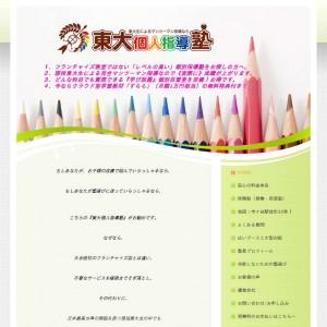 千代田区市ヶ谷の個別指導「東大個人指導塾」