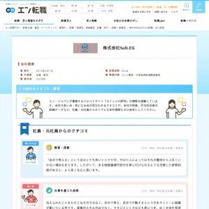 株式会社Soft-EX(70010)の転職・求人情報|【エンジャパン】のエン転職