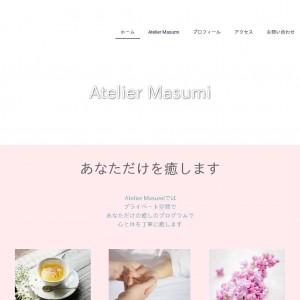 Atelier Masumi [アトリエ マスミ]